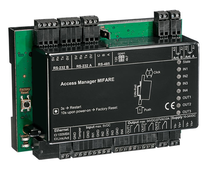 Access manager 92 00
